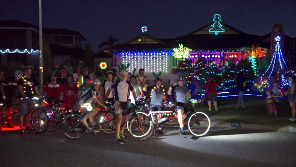 Christmas Ride 2017